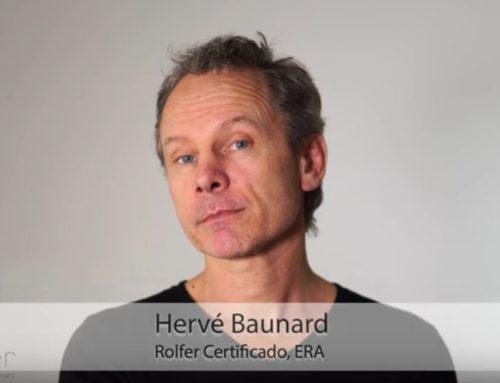 Hervé Baunard sobre Rolfing