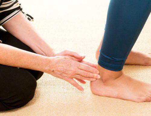 Rolfing® y el cuidado de pies